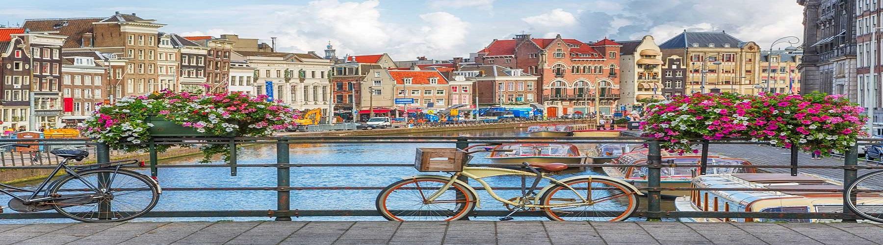 Амстердам путешествие в сказку