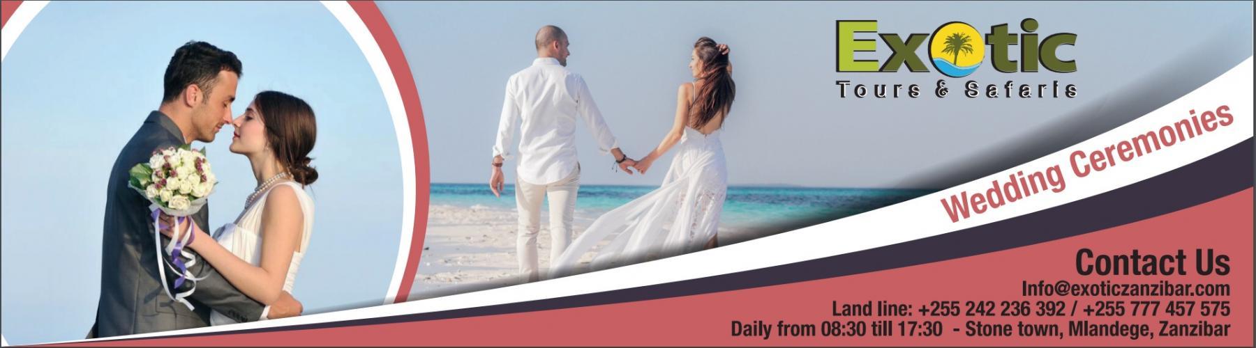 Свадьба на Занзибаре