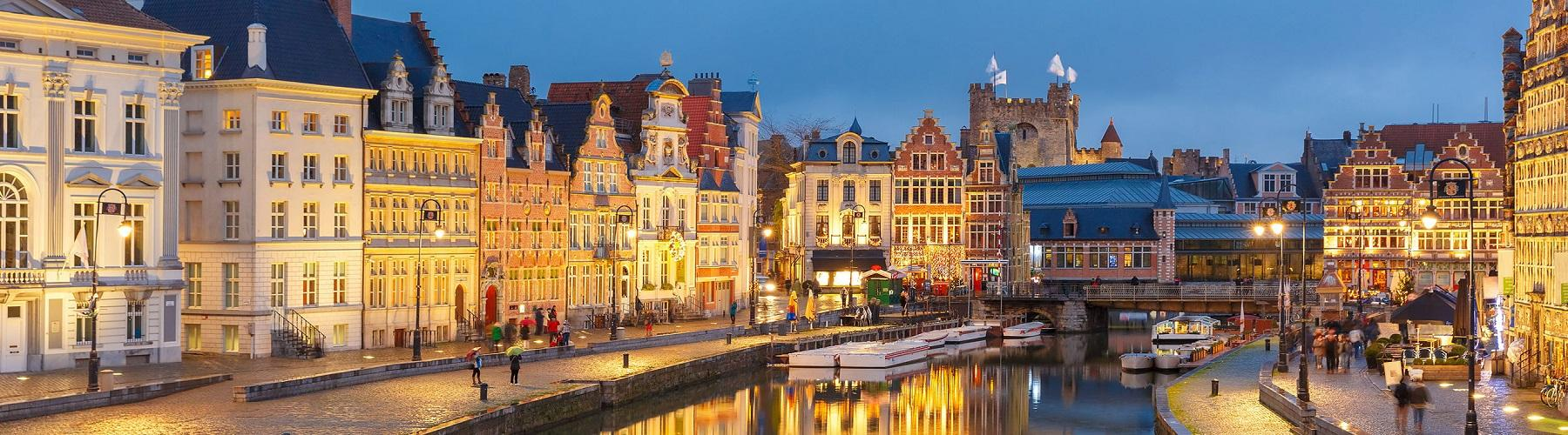 Путешествие в Бельгию