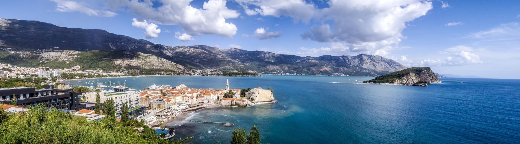 Лучшие путешествия в Черногорию