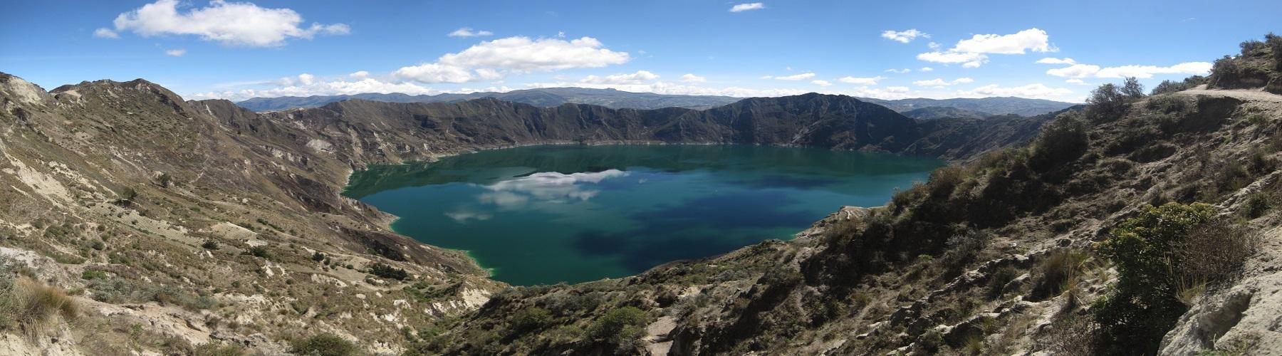 Путешествие в Эквадор