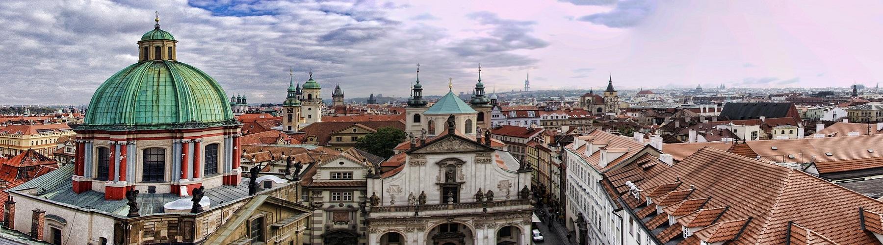 Города Европы для путешествий