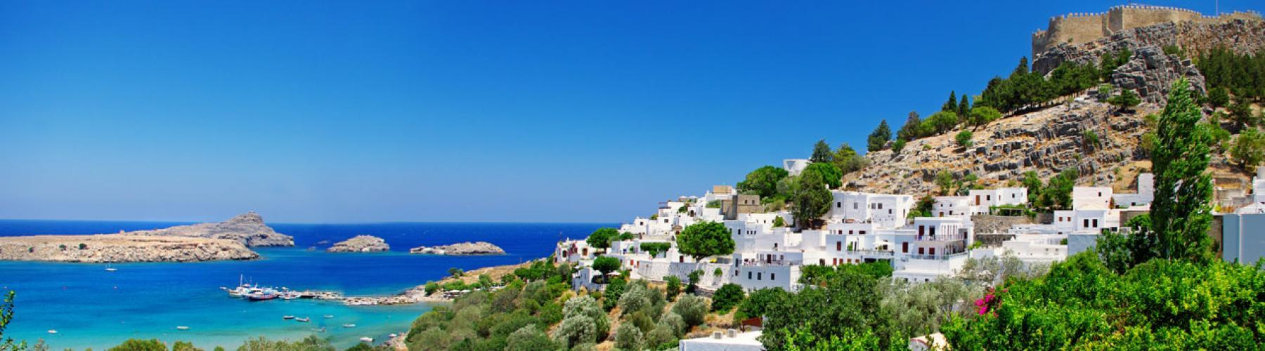 Самостоятельное путешествие в Грецию