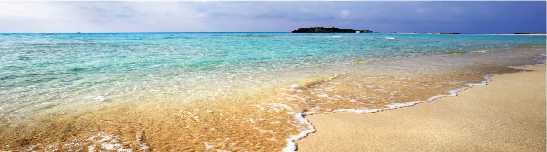 Отдых на чистейших пляжах Кипра