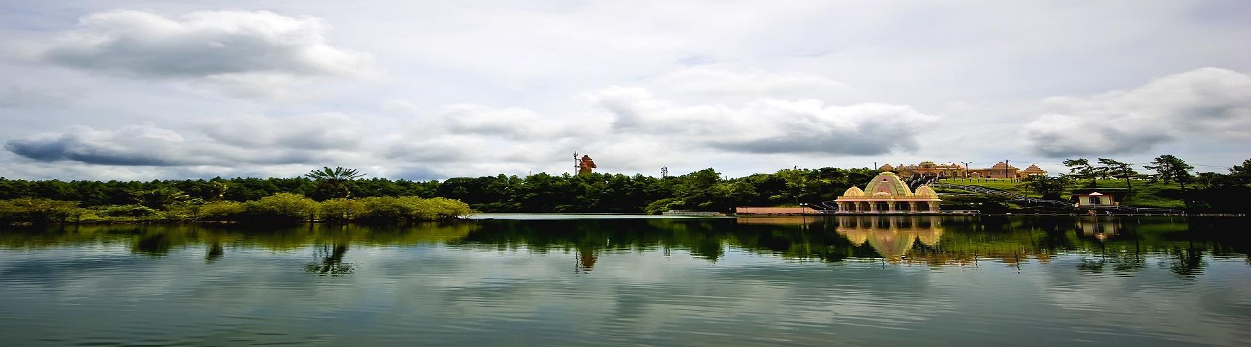 Озеро Гранд-Бассен