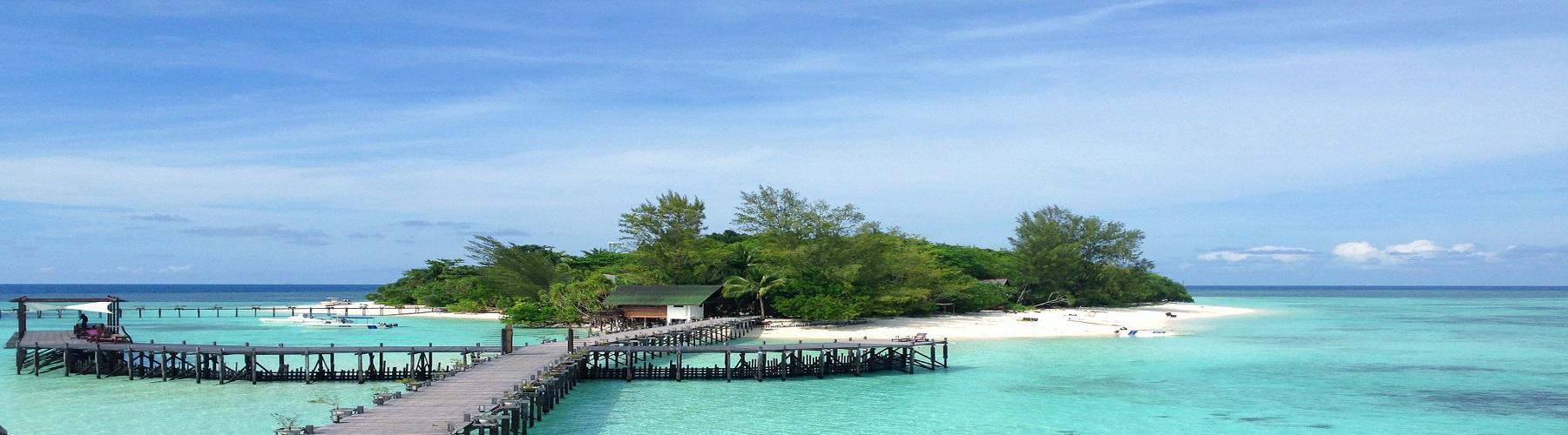 Отдых на острове Лаянг-Лаянг
