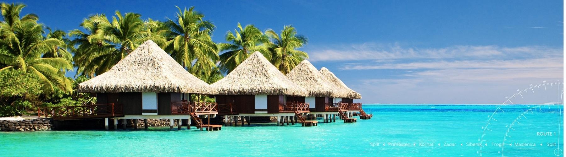 Путешествие на острова Французской Полинезии