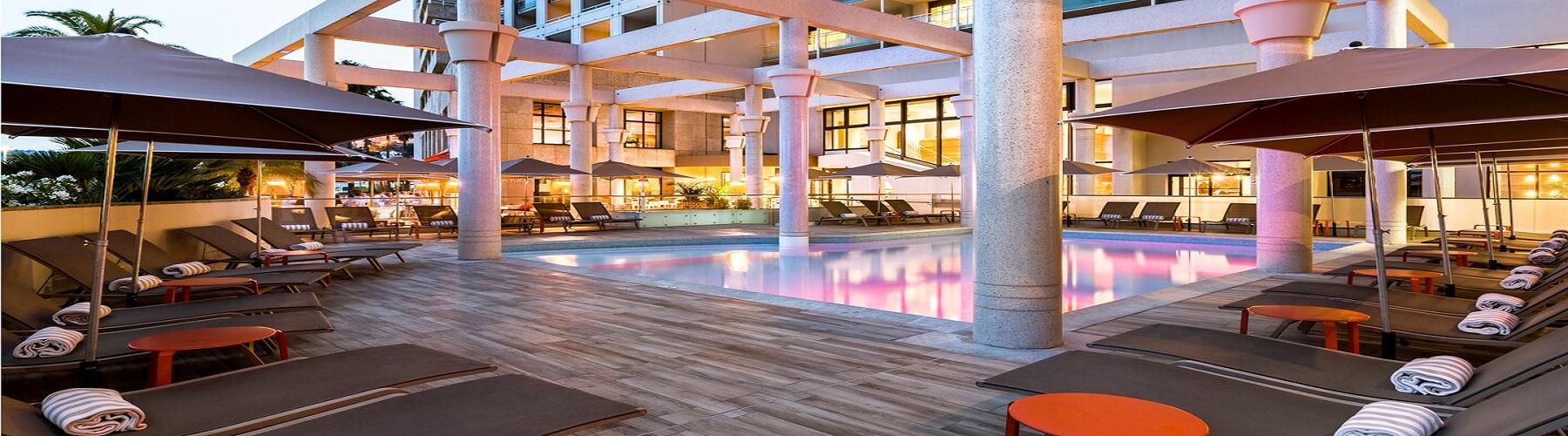Отдых в отеле Riviera Marriott Монако