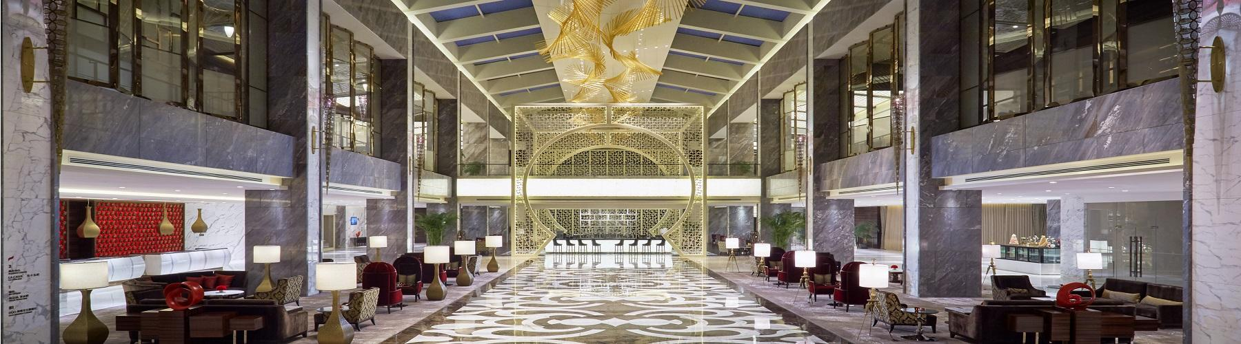 Отель Gran Melia Xian