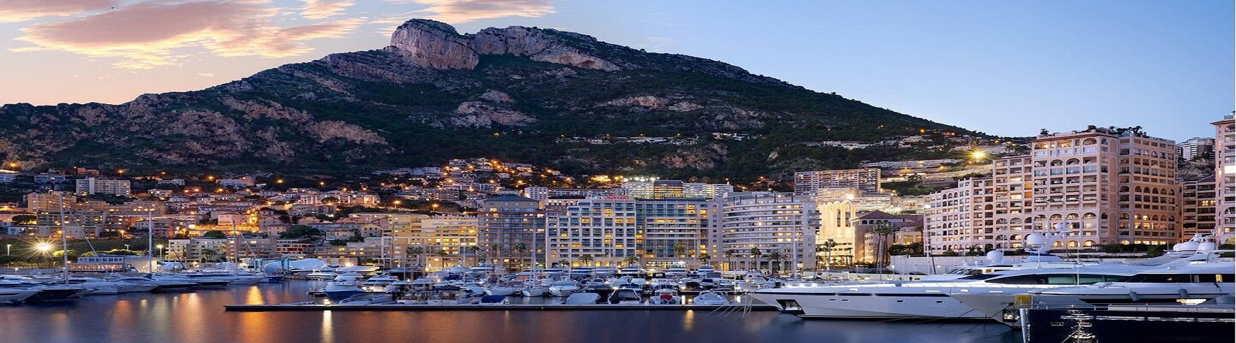Отель Riviera Marriott Hotel La Porte de Monaco