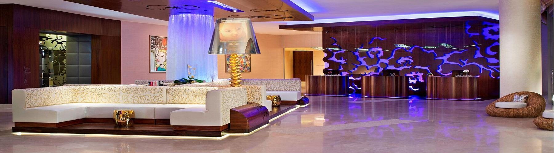 Отель W Singapore Sentosa Cove