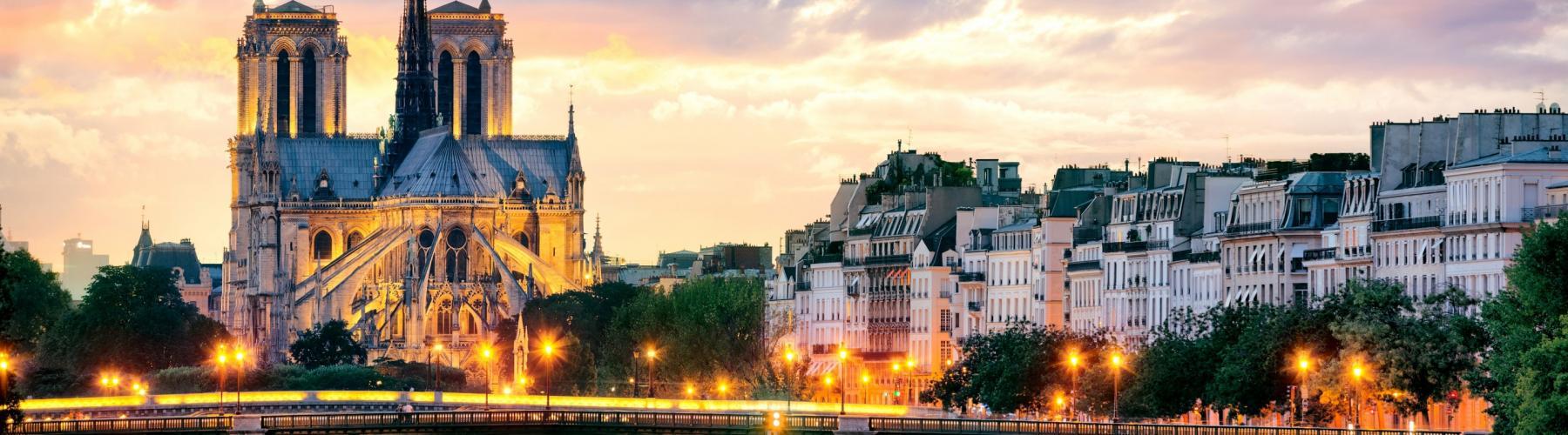 Интересные места во Франции для путешественников