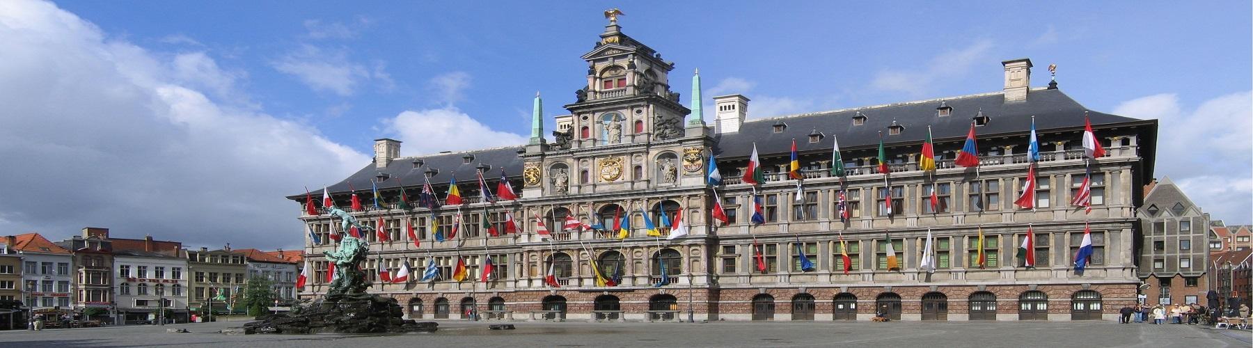 Самостоятельное путешествие в Бельгию