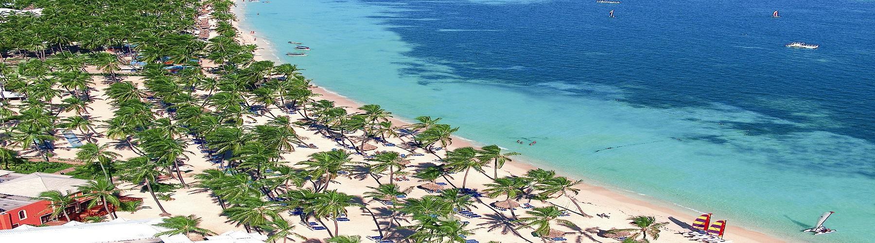 Лучшие пляжи Пунта Каны