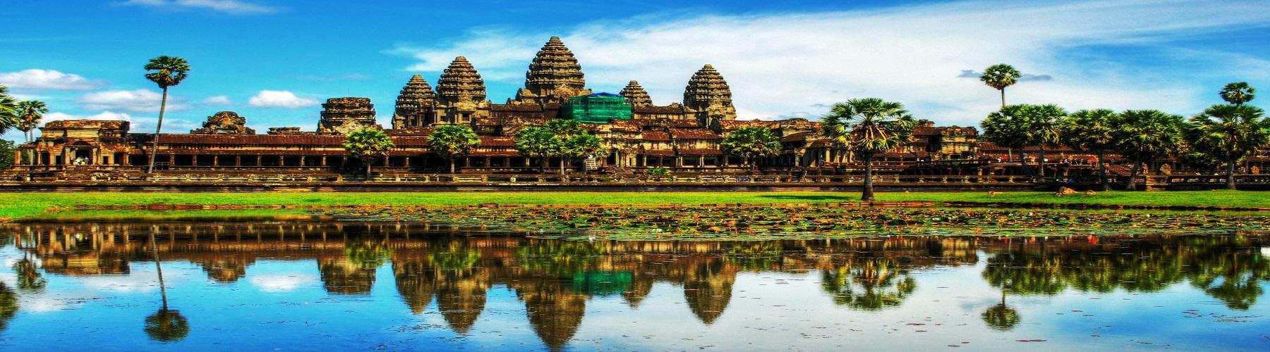 Самостоятельное путешествие в Азию и на Ближний Восток