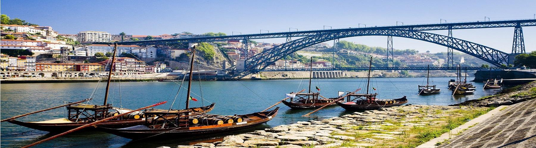 Самостоятельно в Португалию