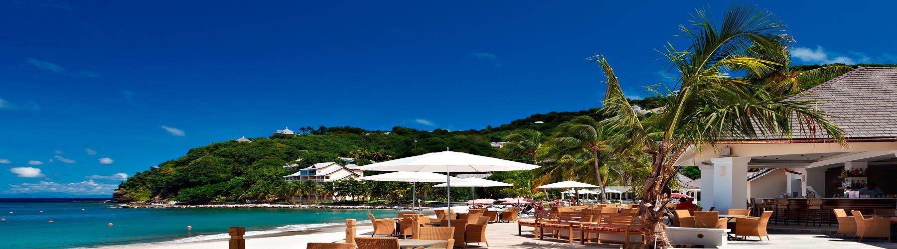 Сент-Люсия отдых на самом красивом острове в Карибском море