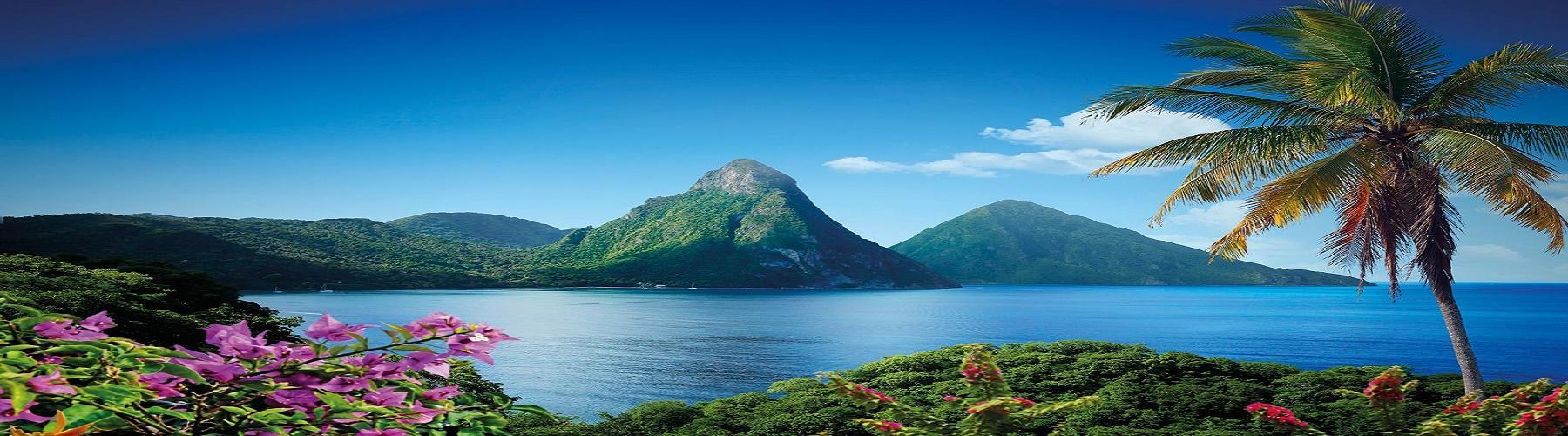 Остров Сент-Люсия