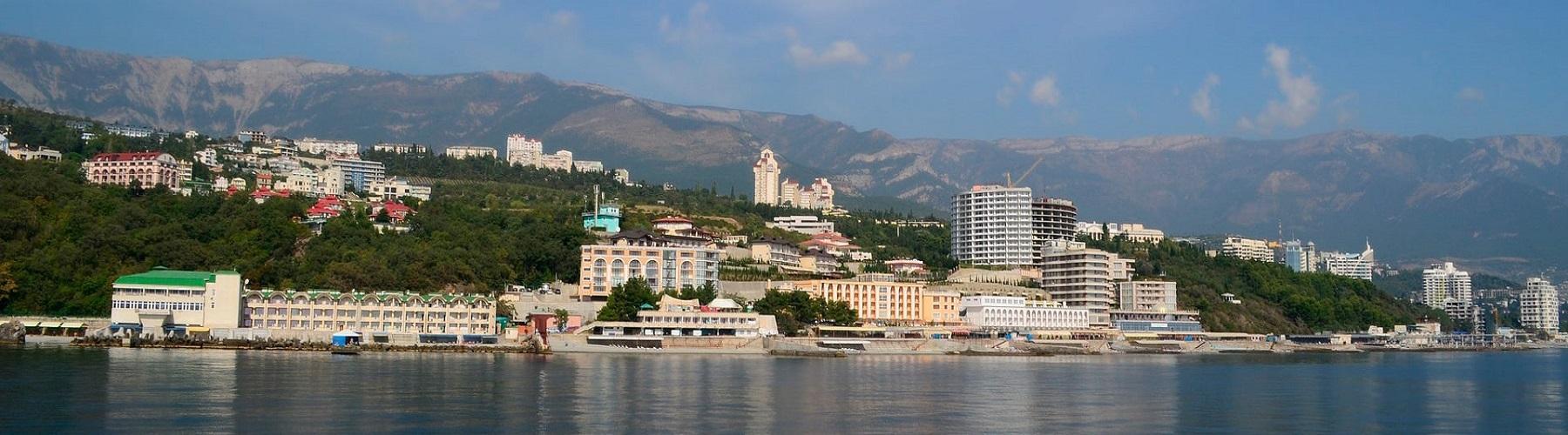 Самостоятельное путешествие в Крым