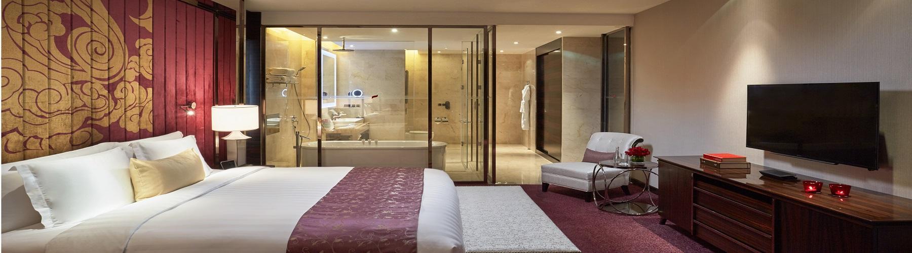 Забронировать номер в отеле Gran Melia Xian